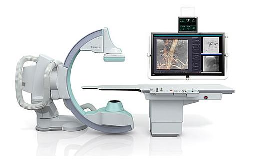 血管撮影システム
