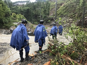 九州北部豪雨